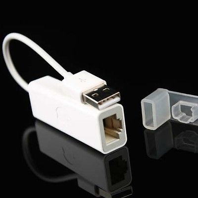 USB LAN Ethernet Adaptador Apple