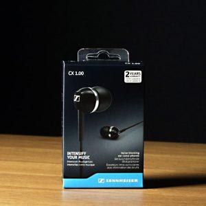 Auriculares Sennheiser CX 100