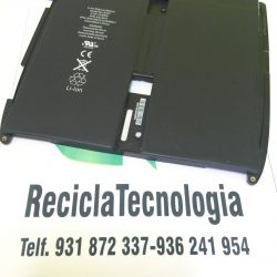 Baterías iPad