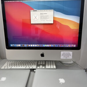 "iMac 24"" Early 2009"
